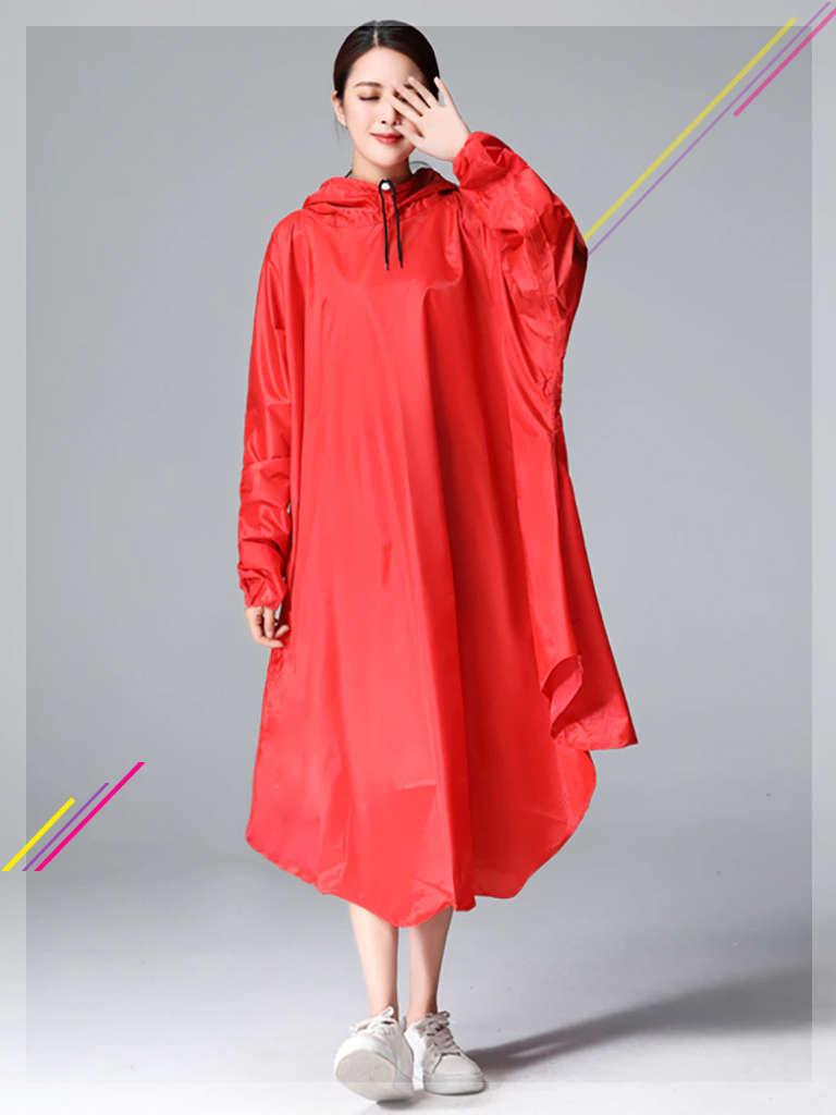 Áo mưa 1 người dễ mặc, tiện lợi